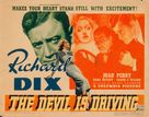 The Devil Is Driving - Movie Poster (xs thumbnail)