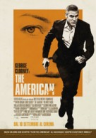 The American - Italian Movie Poster (xs thumbnail)