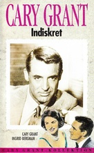 Indiscreet - German VHS movie cover (xs thumbnail)