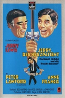 Hook, Line & Sinker - German VHS cover (xs thumbnail)