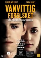 Vanvittig forelsket - Danish Movie Cover (xs thumbnail)
