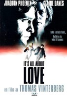 It's All About Love - Spanish poster (xs thumbnail)