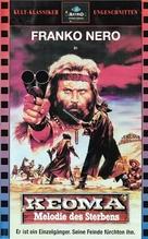 Keoma - German VHS movie cover (xs thumbnail)