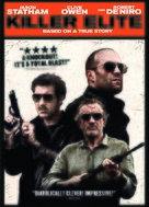 Killer Elite - DVD movie cover (xs thumbnail)