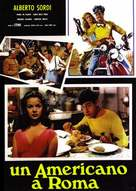 Un americano a Roma - Italian Movie Poster (xs thumbnail)