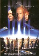 The Fifth Element - Movie Poster (xs thumbnail)