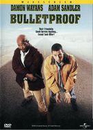 Bulletproof - DVD cover (xs thumbnail)