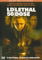LD 50 Lethal Dose - Swedish Movie Poster (xs thumbnail)