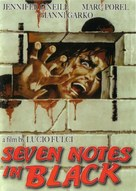 Sette note in nero - DVD cover (xs thumbnail)