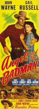 Angel and the Badman - Movie Poster (xs thumbnail)