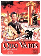 Quo Vadis - French Movie Poster (xs thumbnail)