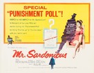 Mr. Sardonicus - Movie Poster (xs thumbnail)