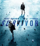 Survivor - French Blu-Ray movie cover (xs thumbnail)