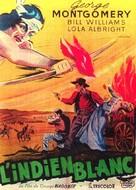 Pawnee - French Movie Poster (xs thumbnail)