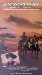 The Searchers - VHS cover (xs thumbnail)