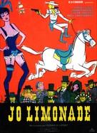 Limonádový Joe aneb Konská opera - French Movie Poster (xs thumbnail)