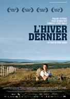 L'hiver dernier - Belgian Movie Poster (xs thumbnail)