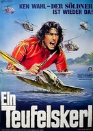 Race for the Yankee Zephyr - German Movie Poster (xs thumbnail)