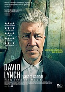 David Lynch The Art Life - Turkish Movie Poster (xs thumbnail)