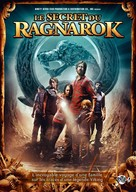 Gåten Ragnarok - French DVD cover (xs thumbnail)
