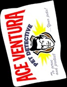 Ace Ventura: Pet Detective - Logo (xs thumbnail)