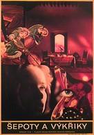 Viskningar och rop - Czech Movie Poster (xs thumbnail)