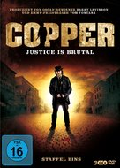 """Copper"" - German DVD movie cover (xs thumbnail)"