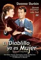 Something in the Wind - Spanish DVD cover (xs thumbnail)