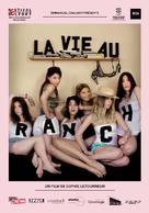 La vie au ranch - French Movie Poster (xs thumbnail)