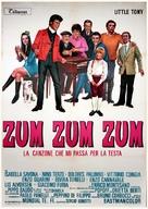 Zum zum zum - Italian Movie Poster (xs thumbnail)