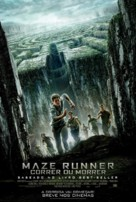 The Maze Runner - Brazilian Movie Poster (xs thumbnail)