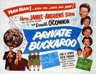 Private Buckaroo - Movie Poster (xs thumbnail)