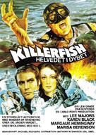 Killer Fish - Danish Movie Poster (xs thumbnail)