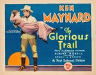 The Glorious Trail - Movie Poster (xs thumbnail)