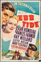 Ebb Tide - Movie Poster (xs thumbnail)