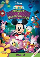 Mickey's Adventures in Wonderland - Danish DVD cover (xs thumbnail)