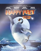 Happy Feet - Canadian Blu-Ray movie cover (xs thumbnail)
