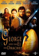 George And The Dragon - German DVD cover (xs thumbnail)