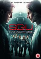 """Stargate Universe"" - British DVD movie cover (xs thumbnail)"