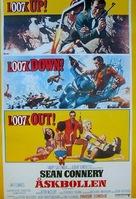 Thunderball - Swedish Movie Poster (xs thumbnail)