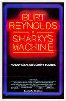 Sharky's Machine - Movie Poster (xs thumbnail)