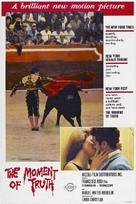 Il momento della verità - Movie Poster (xs thumbnail)