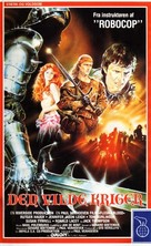 Flesh And Blood - Danish Movie Poster (xs thumbnail)