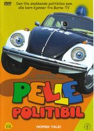 Pelle politibil - Norwegian DVD movie cover (xs thumbnail)