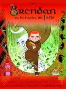The Secret of Kells - French Movie Poster (xs thumbnail)