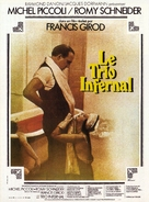 Trio infernal, Le - French Movie Poster (xs thumbnail)