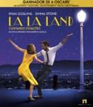 La La Land - Brazilian Movie Cover (xs thumbnail)