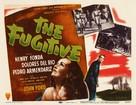 The Fugitive - Movie Poster (xs thumbnail)