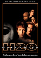 Halloween H20: 20 Years Later - DVD cover (xs thumbnail)
