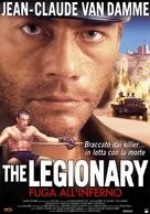 Legionnaire - Italian Movie Poster (xs thumbnail)